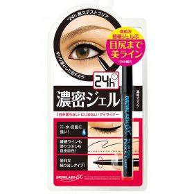 Browlash EX - Water Strong Creamy Eye Pencil Slim Gel (Jet Black)