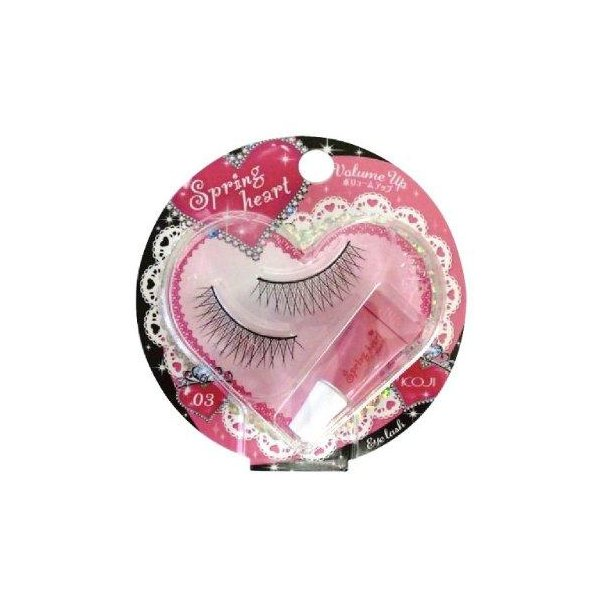 Spring Heart Eyelash Fix (Volume Up)