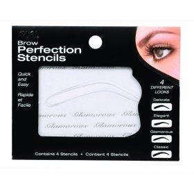 75019 Brow Perfection Stencils