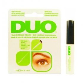 DUO 56812 0.21oz Brush On Adhesive w/ Vitamins