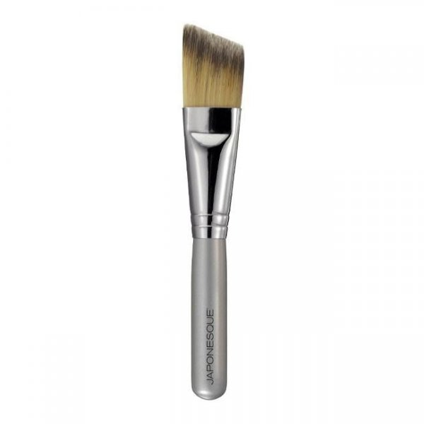 BP-914 Travel Angled Foundation-Taklon Brush