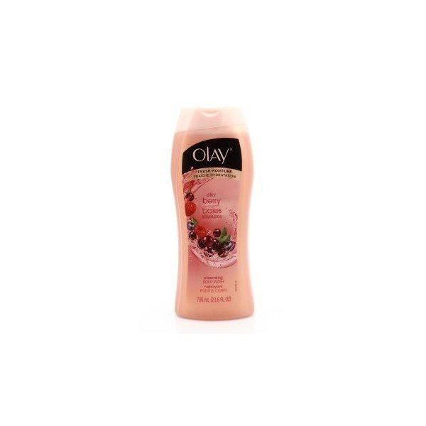 Silky Berry (Body Wash)