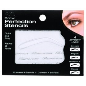 75019 Brow Perfection Stencils