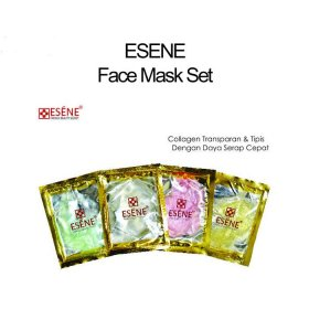 Paket Face Mask (4 Warna)
