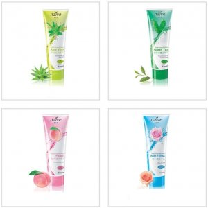 Naïve - Facial Cleansing Foam (Choose Type) (110gr)
