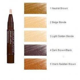 Pronto Colore Pen Dark Brown/Black