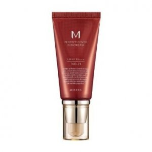 M Perfect Cover BB Cream SPF42 PA+++ (No 21-Light Beige)