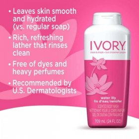 Simply Ivory - Body Wash (Waterlily)
