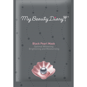 Black Pearl Mask