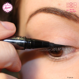 Smooth Creamy Gel Eyeliner (Black)