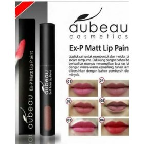 Ex-P Matt Lip Paint - 06 Mannorette