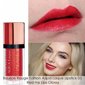 Rouge Edition Aqua Laque - 05 Red My Lips