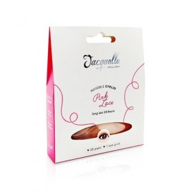 Invisible Eyelid - Pink Lace Full Pack