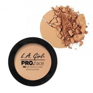 Pro Face Powder Soft Honey