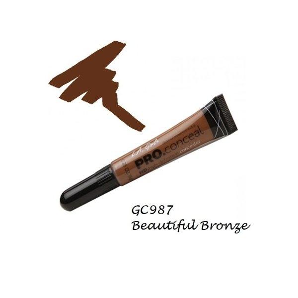 HD Pro Concealer Beautiful Bronze