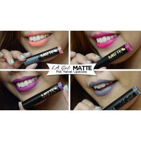 Matte Flat Velvet Lip Sweet Revenge