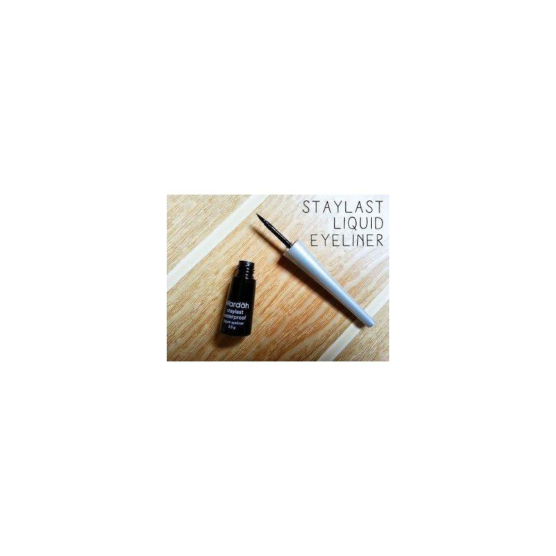 Wardah - EyeXpert Staylast Liquid Eyeliner