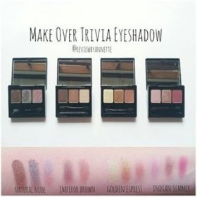 Trivia Eye Shadow - Emperor Brown