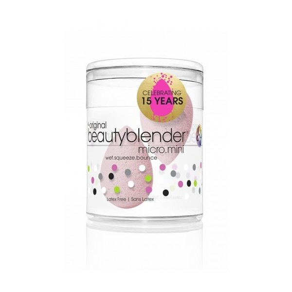 Beauty Blender - Micro Mini Bubble (Soft Pink)