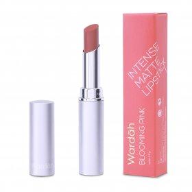 Intense Matte Lipstick (#01 Socialite Peach)