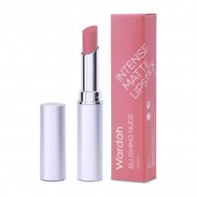 Intense Matte Lipstick (#02 Blushing Nude)