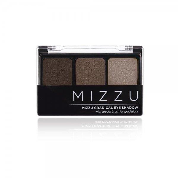 Mizzu Gradical Eyeshadow Choco Berry