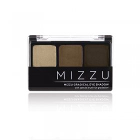 Mizzu Gradical Eye Shadow (Natural Mocha)