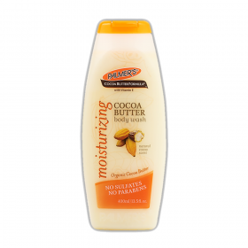 Cocoa Butter Formula Sulfate Free Body Wash (400ml)