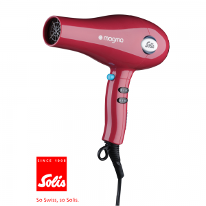 Magma 251 Hair Dryer 1200W (Red)
