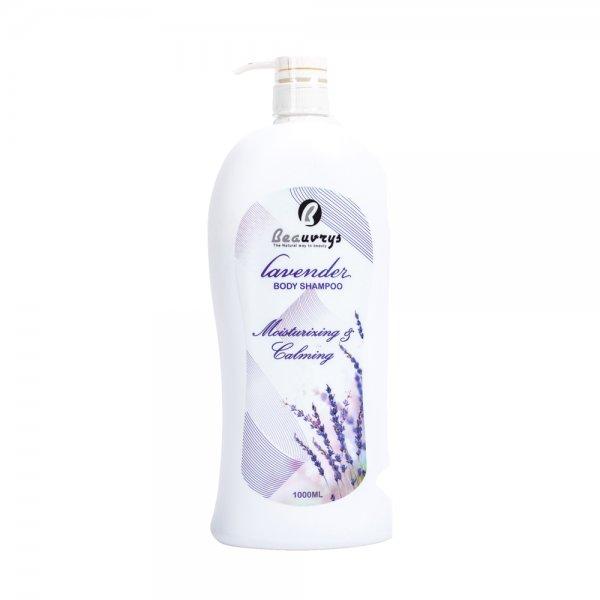 Lavender Body Shampoo