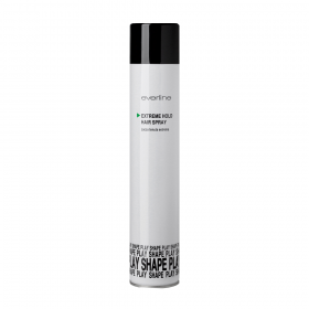 Play Shape Extreme Hold Hair Spray (500ml)