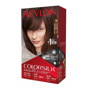 Hair Color Dark Mahogany Brown