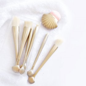 Beauty Brush Collection - Sea Shell 2
