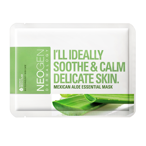 Essential Face Mask - Mexican Aloe (5pcs)