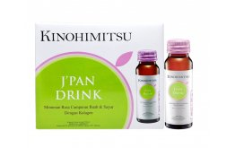 J'Pan Beauty Drink Collagen (3 botol)