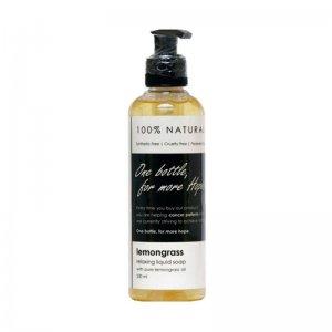 Relaxing Liquid Soap Lemongrass