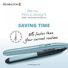 Reington Wet2Straight S7300 Hair Straightener