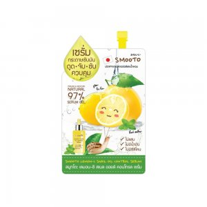 Lemon C Snail Oil Control Serum (10g)