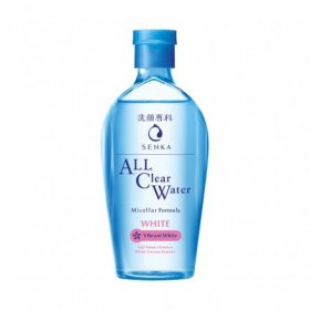 All Clear Water White - Vibrant White (230ml)