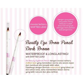 Beauty Eye Brow Pencil (Dark Brown)