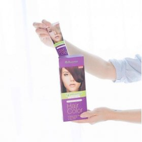 Hair Color Cream Flax
