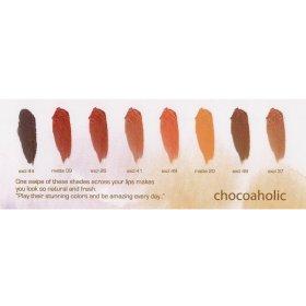 Chocoaholic Lip Palette
