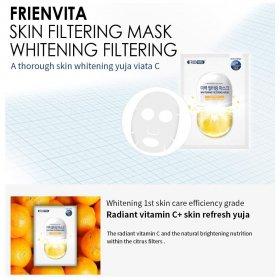 Whitening Filtering Mask