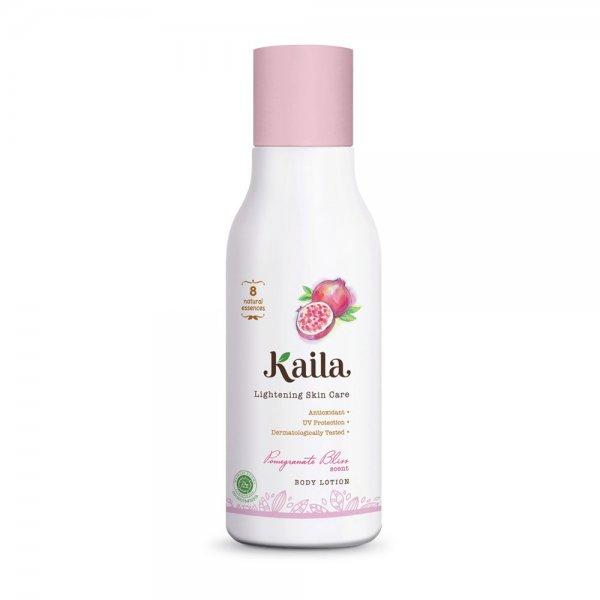 Lightening Skin Care Body Lotion - Pomegranate Bliss Scent (100ml)