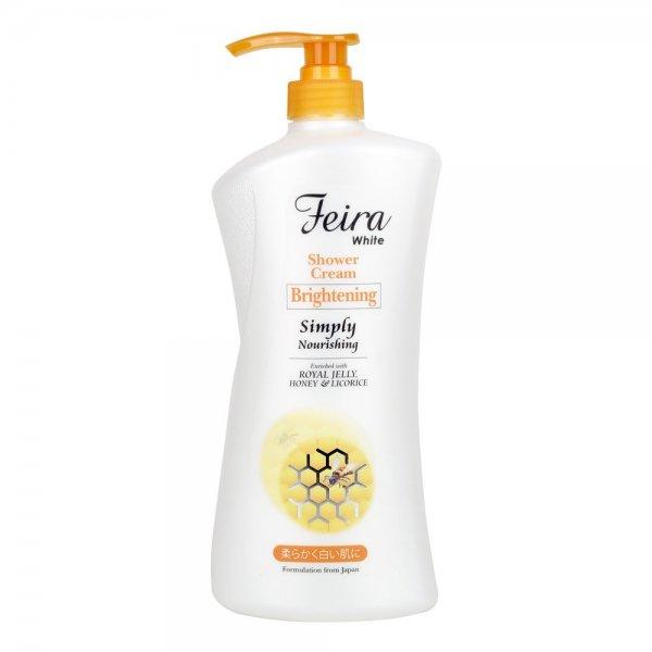 White Royal Jelly Shower Cream (1000ml)