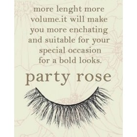 Blossom Collection - Party Rose Lashes