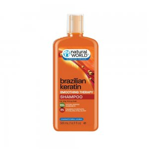 Brazilian Keratin Smoothing Therapy Shampoo (500ml)