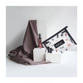 Mizzu x Vanilla Hijab Set (Rava Ash Brown)