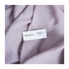 Mizzu x Vanilla Hijab Set (Edina - Dark Purple)