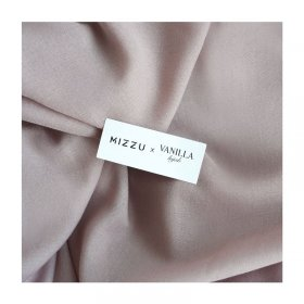 Mizzu x Vanilla Hijab Set (Dinara - Choco)